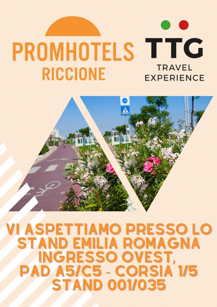TTG; TTG Rimini; travel experience