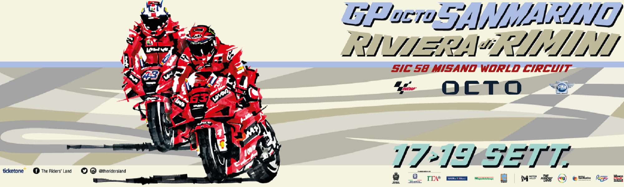 Moto GP, motomondiale, Misano World Circuit